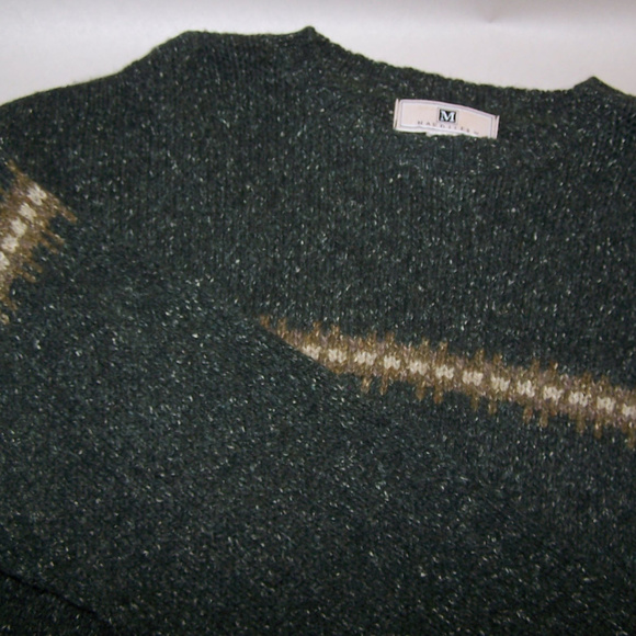 Maurices Other - Maurices Green Heavy Wool Long sleeve Sweater